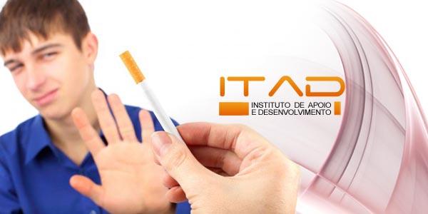No dia 22 de fevereiro como deixar de fumar